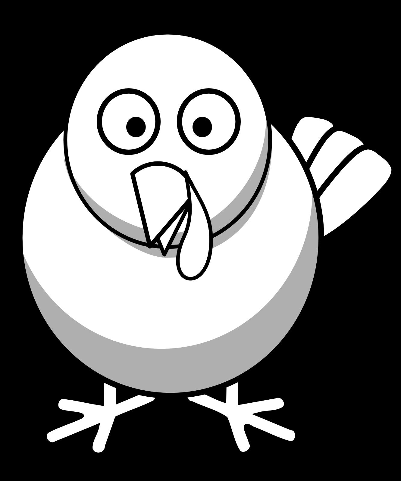 Christmas bird clipart vector library stock Christmas Bird Clipart - ClipartBlack.com vector library stock
