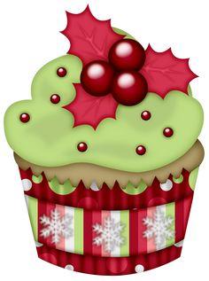 Drawing cliparts png variados. Christmas birthday cake clip art