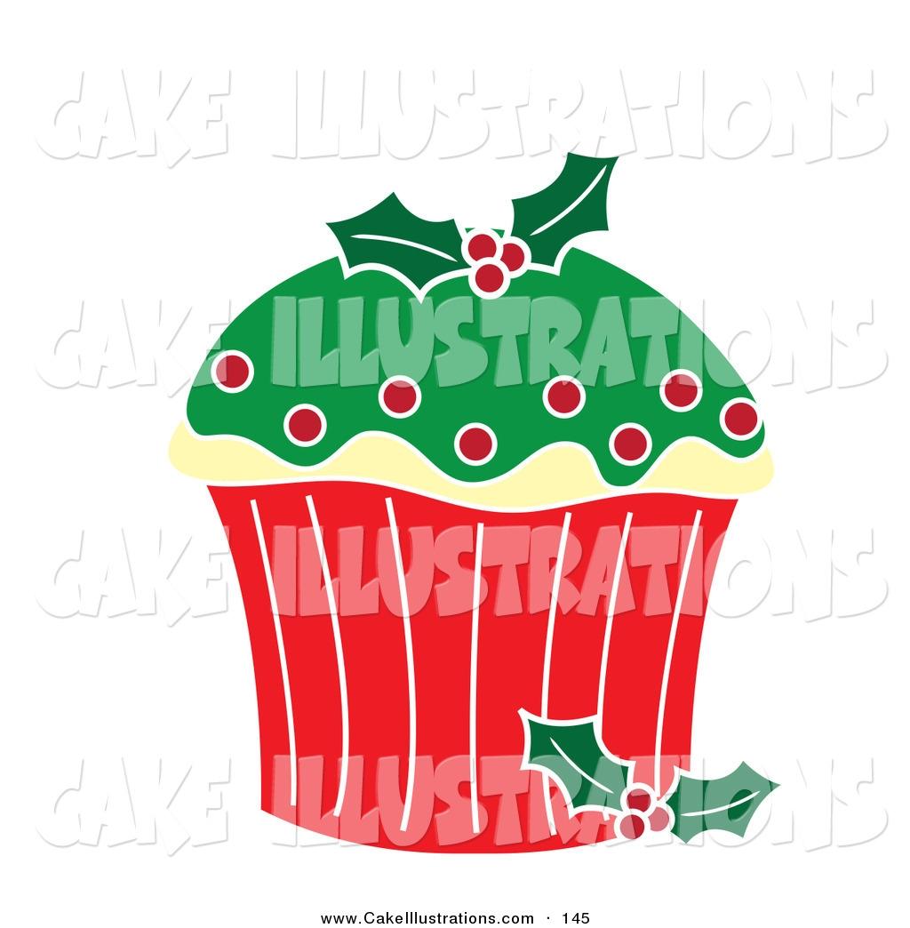 Christmas birthday cake clip art. Clipartfest
