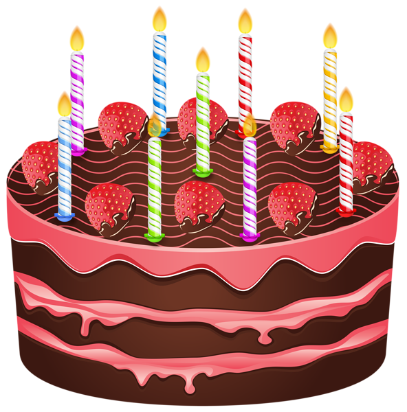 Christmas birthday cake transparent clipart clip black and white download Birthday Cake Transparent PNG Clip Art Image | clipart cakes ... clip black and white download