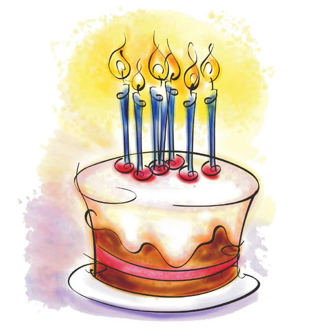 Christmas birthday cake transparent clipart svg free stock Cake PNG Images Transparent Free Download | PNGMart.com svg free stock