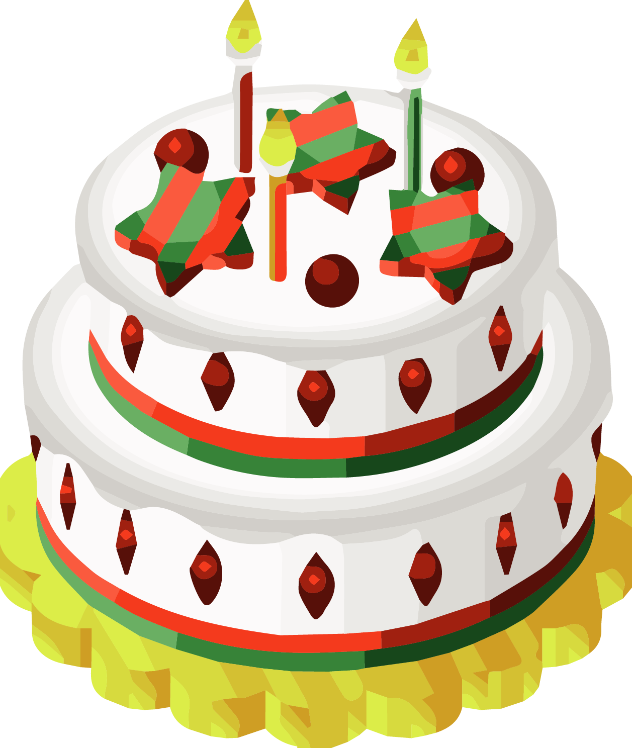 Christmas birthday clipart image royalty free download Christmas Birthday Clip Art - List Deluxe image royalty free download