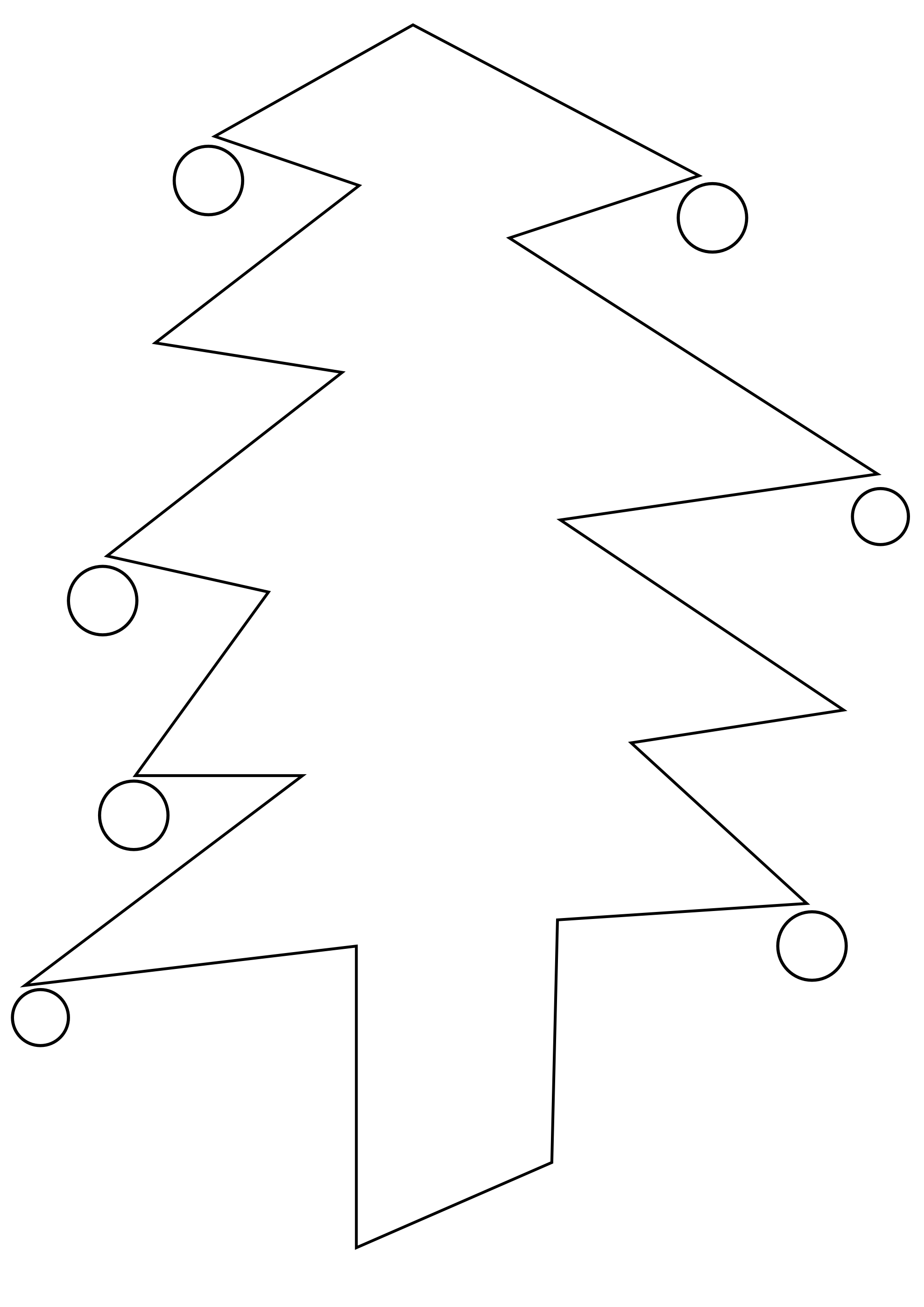 Christmas black and white clipart clip royalty free library Christmas tree black and white free christmas tree clipart - WikiClipArt clip royalty free library