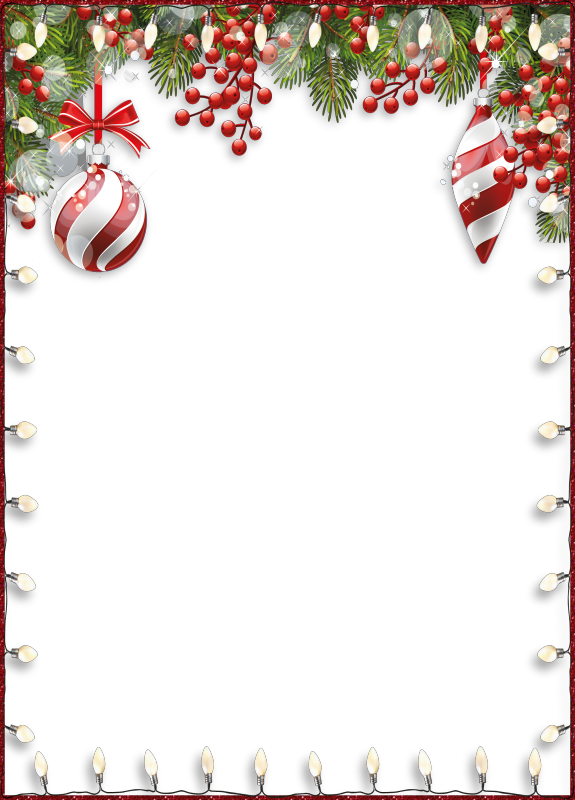 Christmas clipart borders banner transparent library r-wbaubles.fecnikek.png | Christmas Scrapbooking | Pinterest ... banner transparent library