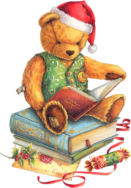 Christmas book exchange clipart picture library stock Free Christmas Book Cliparts, Download Free Clip Art, Free Clip Art ... picture library stock