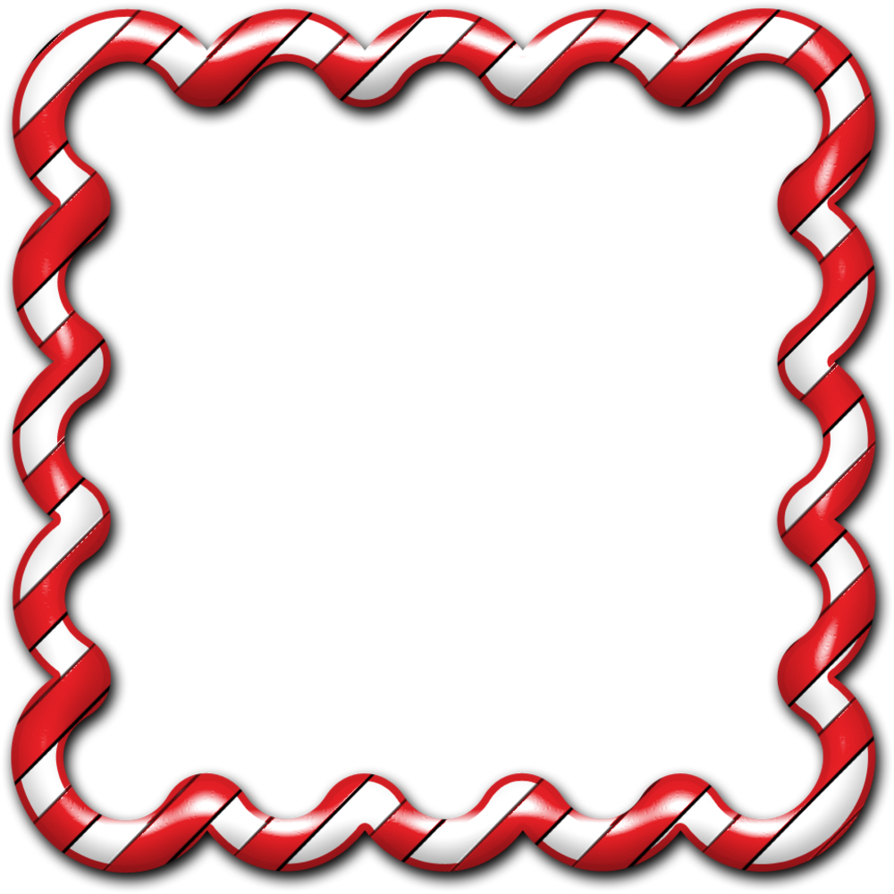 Christmas border clipart transparent banner royalty free stock Candy PNG HD Border Transparent Candy HD Border.PNG Images. | PlusPNG banner royalty free stock