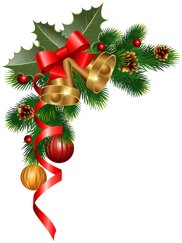 Snowflake border corners clipart jpg freeuse download Christmas Corner Decoration PNG Clipart Image | Gallery ... jpg freeuse download