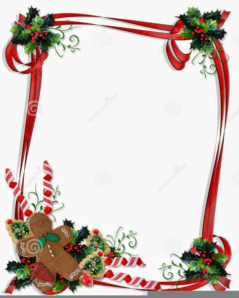 Christmas border images clipart png freeuse library Free Christmas Border Clipart For Mac | Free Images at Clker.com ... png freeuse library