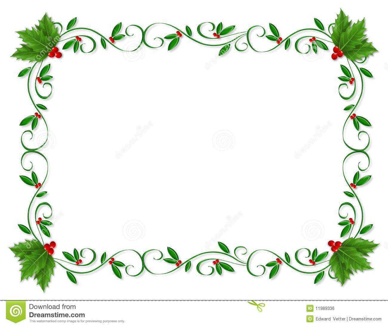 Christmas borders free download jpg black and white stock Christmas Border Clip Art Free Download & Christmas Border Clip ... jpg black and white stock