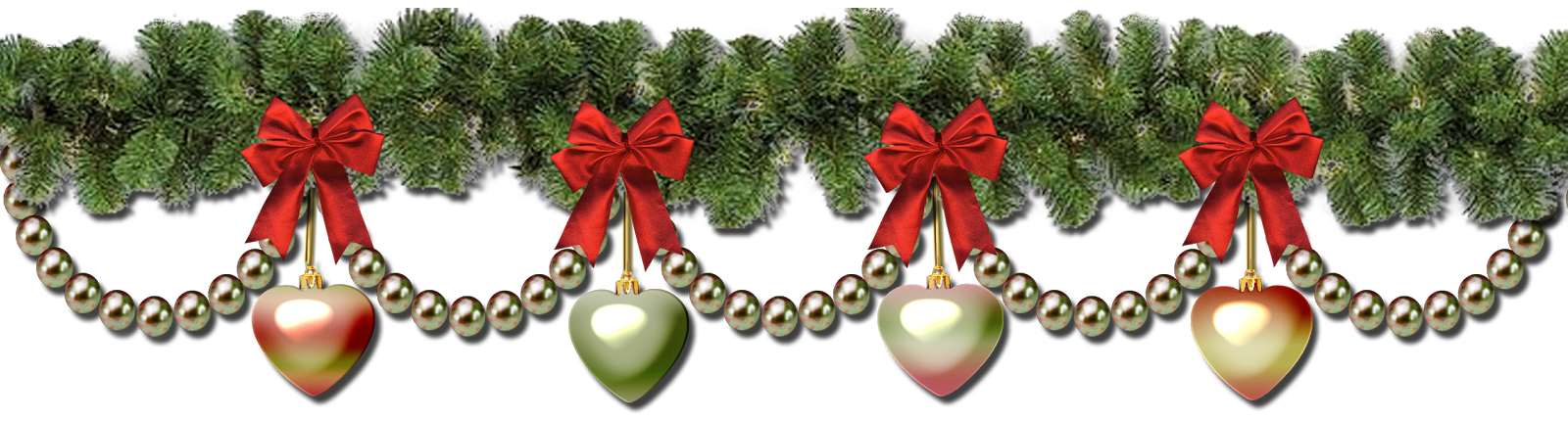 Christmas bough clipart jpg 28+ Collection of Christmas Wreath Border Clipart | High quality ... jpg