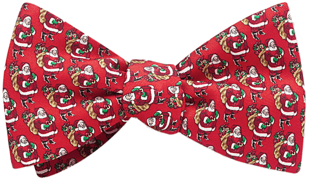 Christmas bow tie clipart clip art royalty free library Christmas Bow Tie transparent PNG - StickPNG clip art royalty free library