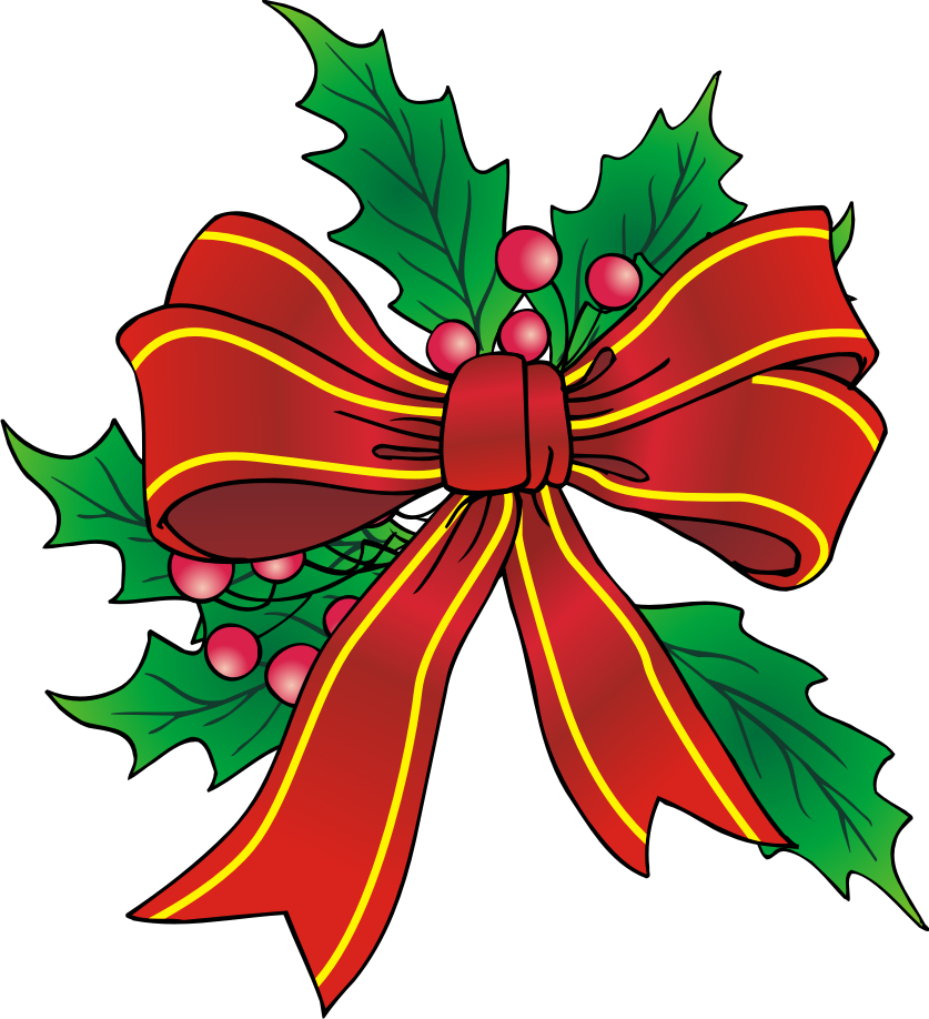 Xmas pictures clipart free image free download Free Christmas Bow Cliparts, Download Free Clip Art, Free Clip Art ... image free download