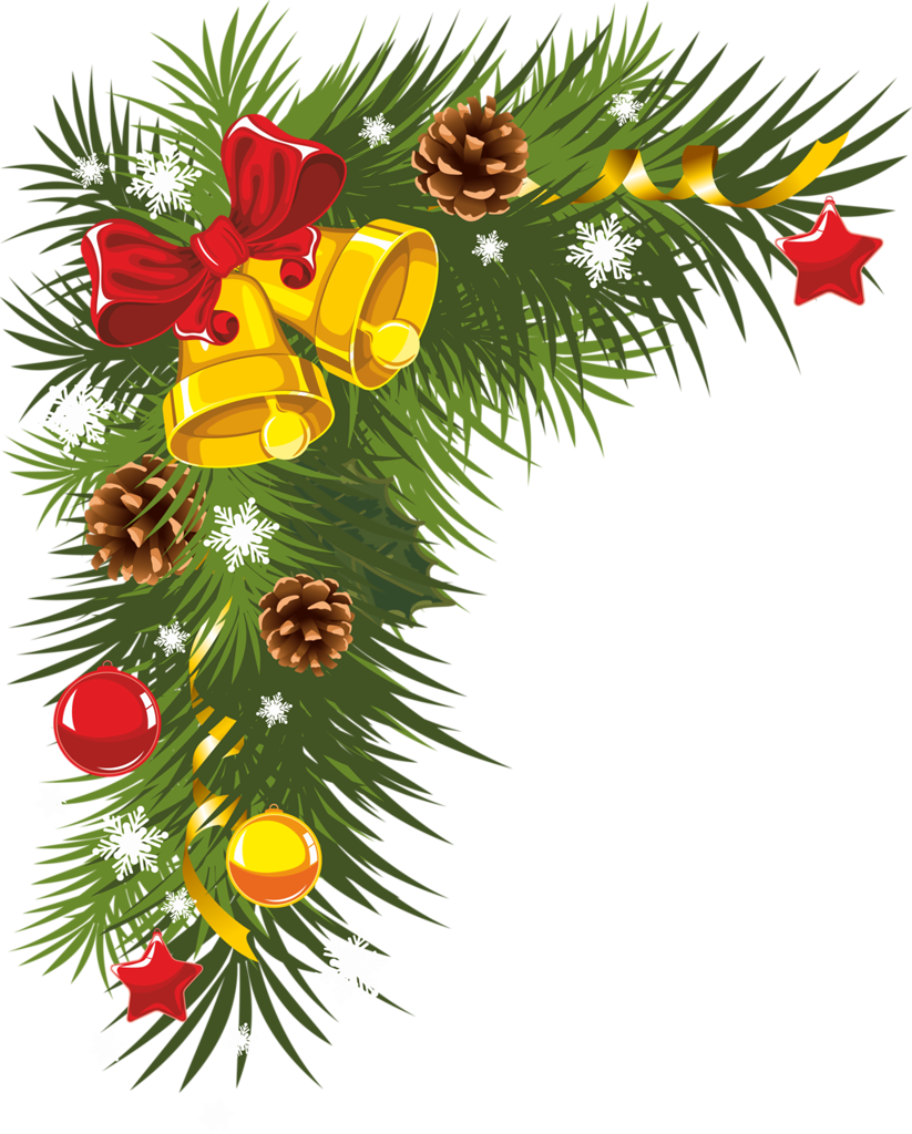 Christmas branches clipart free download 6.png | Pinterest | Clip art, Christmas frames and Xmas free download