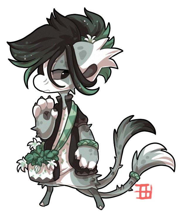 Christmas cactus clipart jpg free stock 329 Cursed Floral bagbean w/m - Christmas Cacti by griffsnuff on ... jpg free stock
