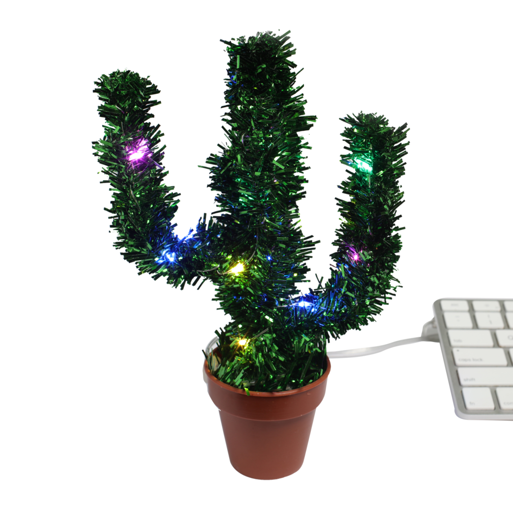 Christmas cactus clipart vector transparent Holiday – DCI Gift vector transparent
