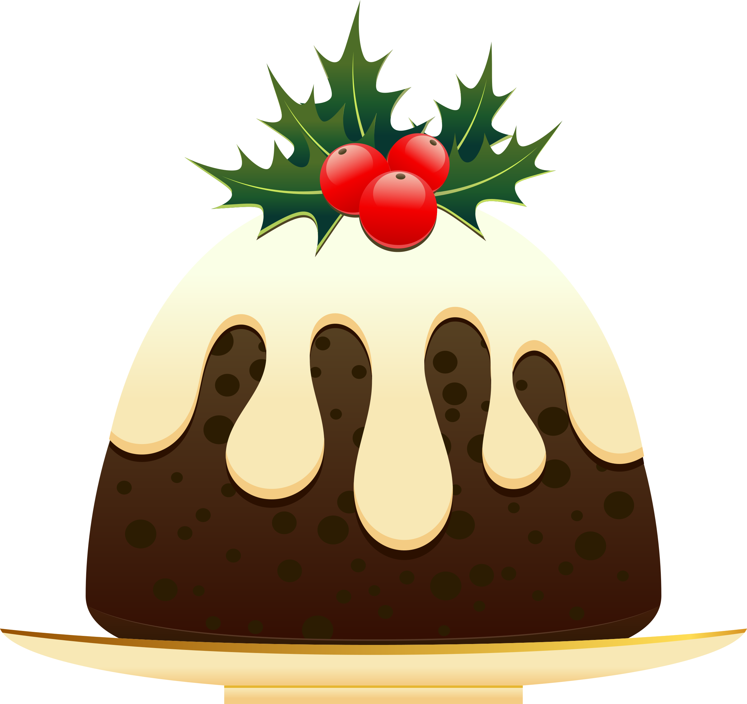 Christmas dessert clipart image royalty free stock 28+ Collection of Figgy Pudding Clipart | High quality, free ... image royalty free stock