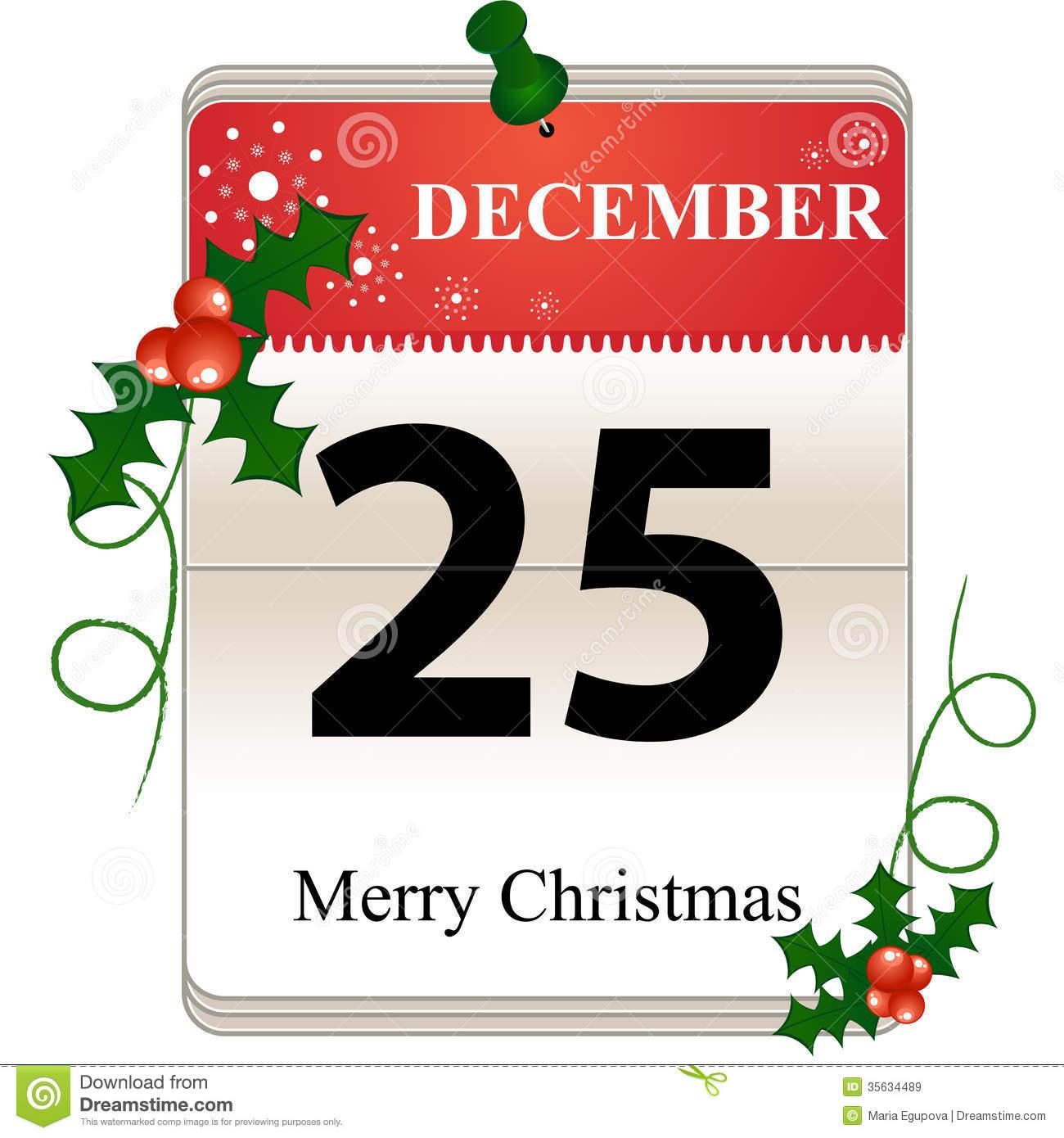 Christmas calendar clip art graphic free library Christmas calendar clip art - ClipartFest graphic free library
