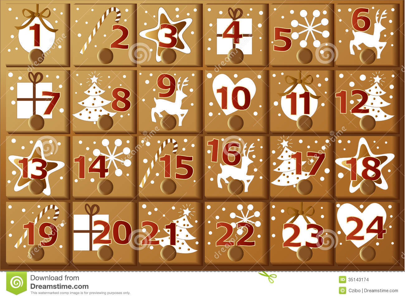 Christmas calendar clip art jpg library download Clip Art Calendar Christmas | Calendar Template jpg library download