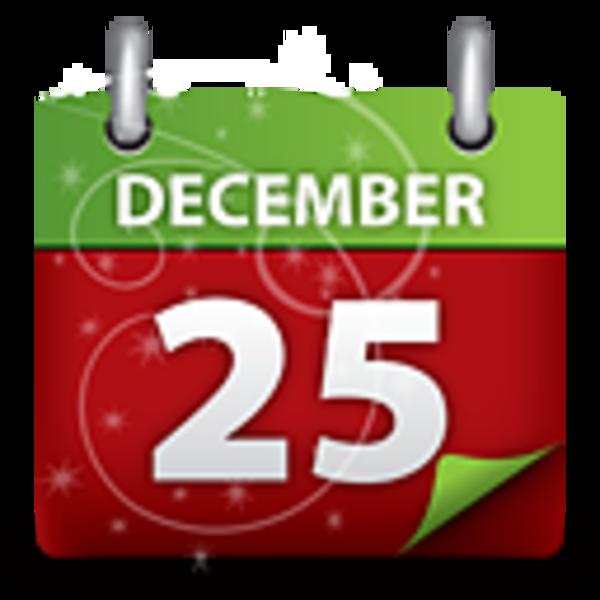 Christmas calendar clip art banner free Christmas Calendar | Free Images at Clker.com - vector clip art ... banner free