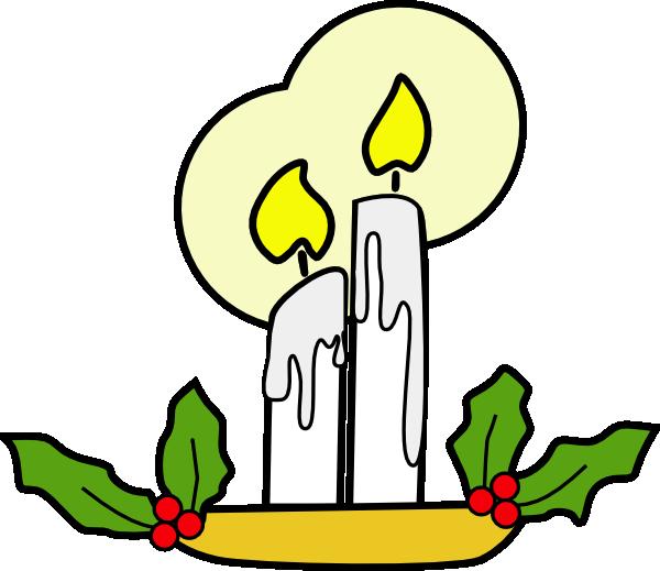 Christmas candlelight clipart png Christmas Candle Clipart | Clipart Panda - Free Clipart Images png