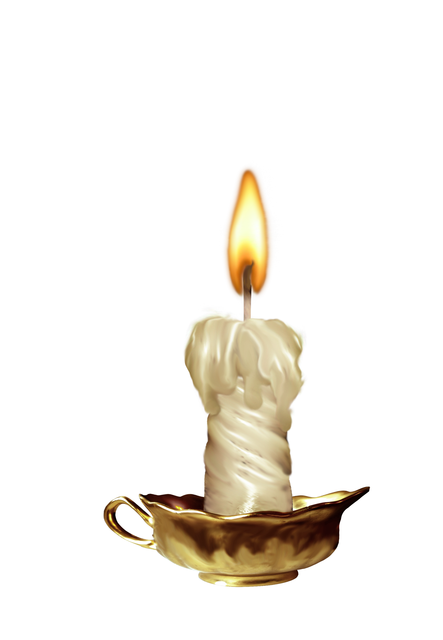 Christmas candlelight clipart svg transparent download Candle Light Clip art - Burning candles 1500*2164 transprent Png ... svg transparent download
