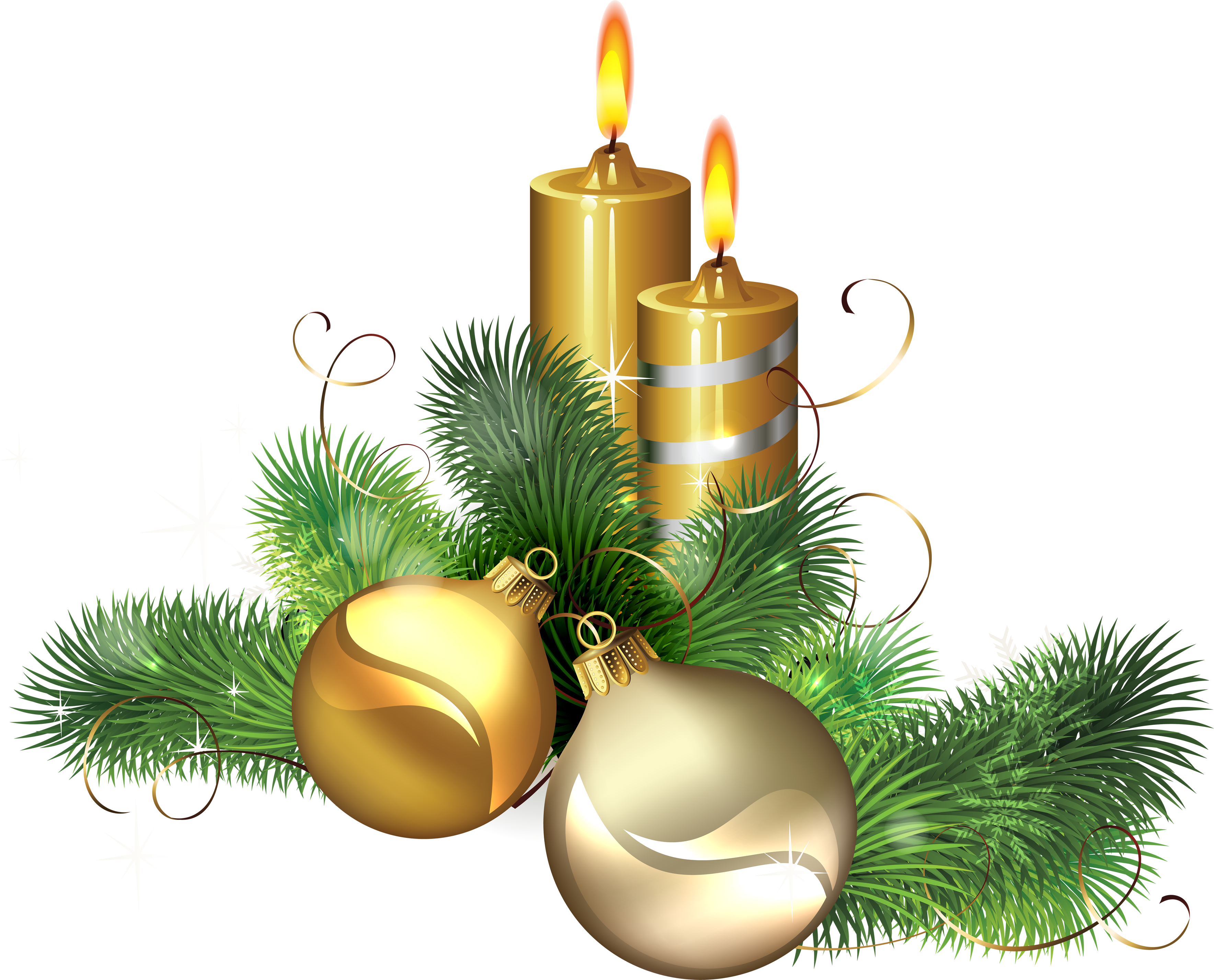 Christmas candlelight clipart svg transparent stock Yule Candle Clip Art | Download PNG image: Christmas candles PNG ... svg transparent stock
