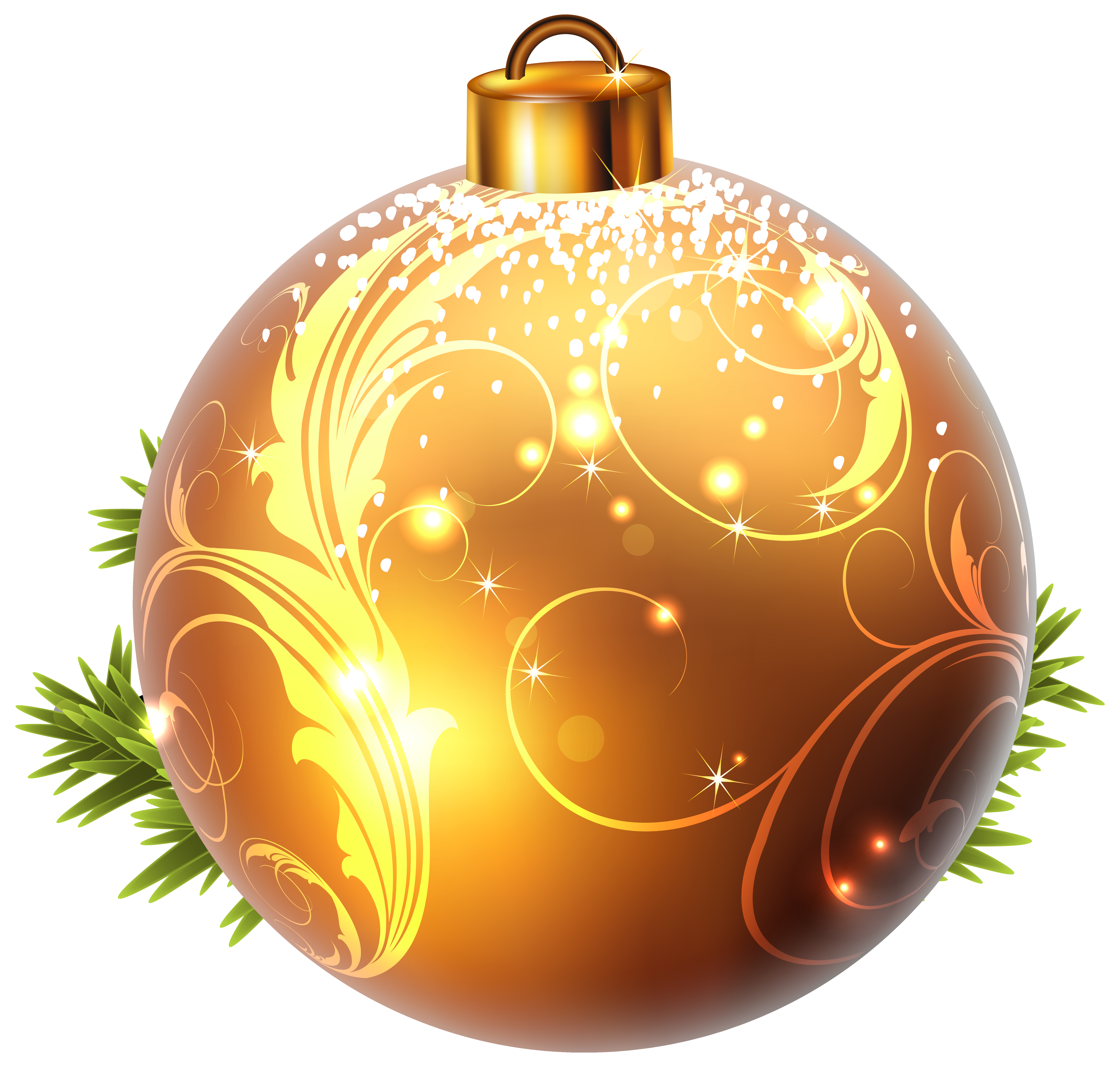 Christmas candles clipart svg Yellow Christmas Ball PNG Clipart Image | Gallery Yopriceville ... svg