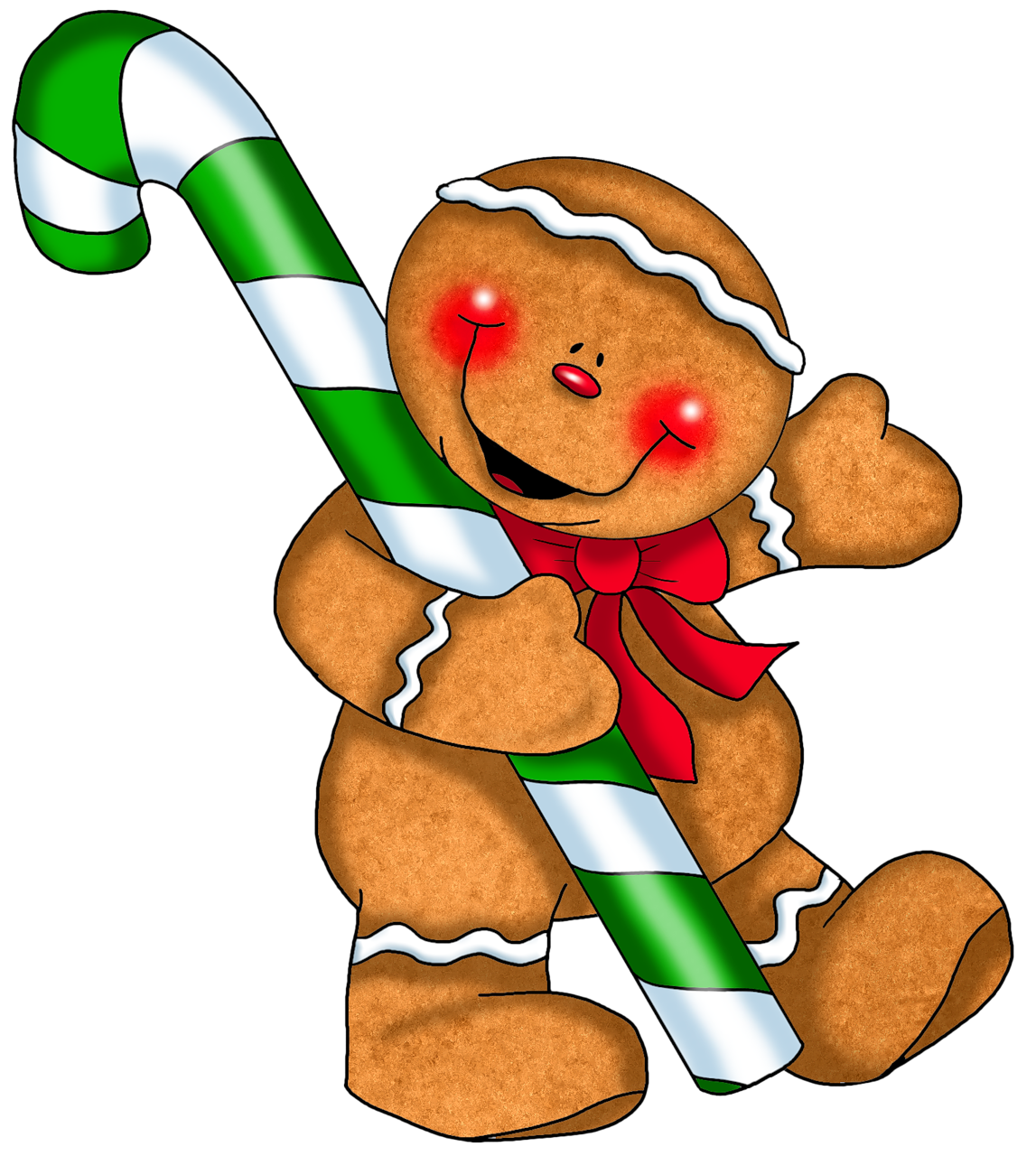 Gingerbread dog clipart jpg library Candy cane clip art clipart clipartix 2 | A Very Merry CHRISTmas ... jpg library