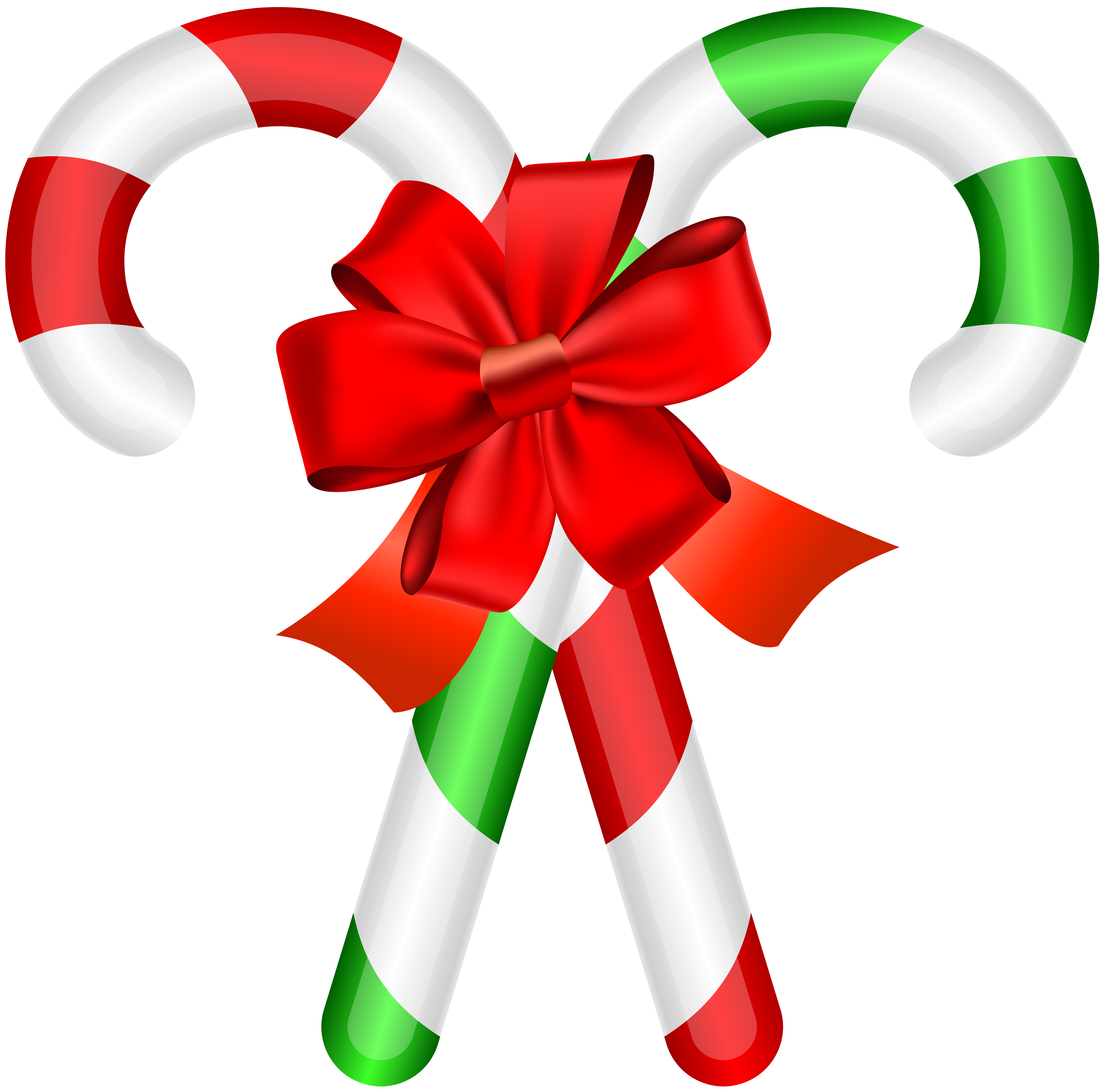 Christmas candy cane clipart vector library Christmas Candy Canes PNG Clip Art Image | Gallery Yopriceville ... vector library