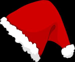 Christmas cap clipart png transparent download Xmas Hat Clip Art at Clker.com - vector clip art online, royalty ... png transparent download