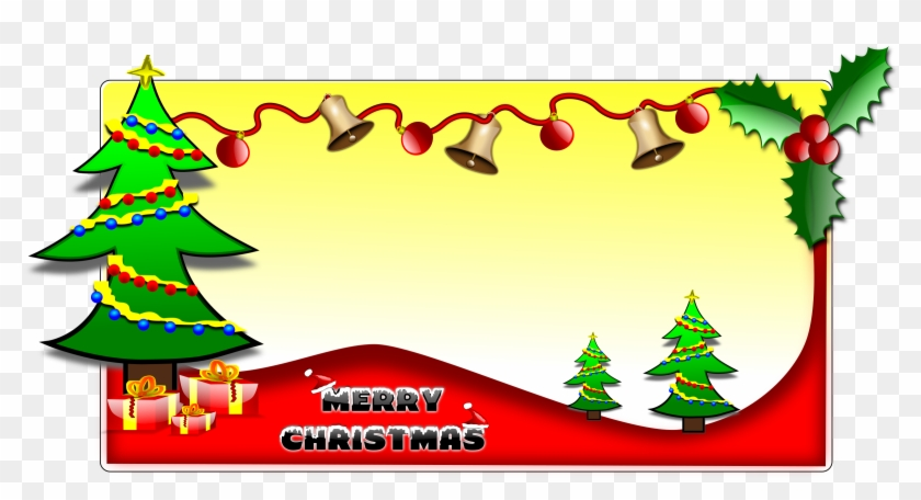 Christmas card making clipart