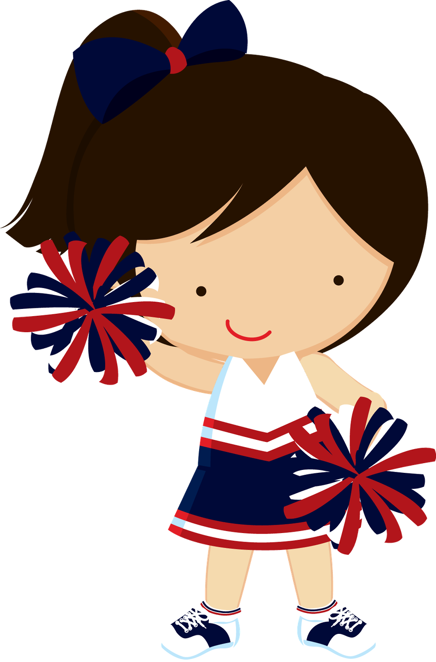 Christmas cheerleader clipart royalty free library Lider torcida - Minus | CUTE | Pinterest | Clip art, Scrapbooking ... royalty free library