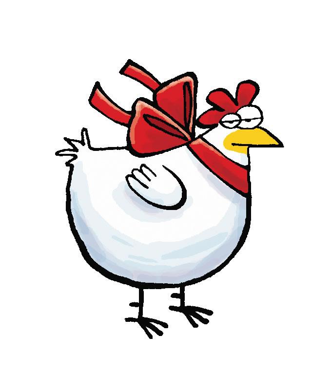 Vintage chichen christmas clipart banner royalty free library Christmas Chicken Clipart banner royalty free library