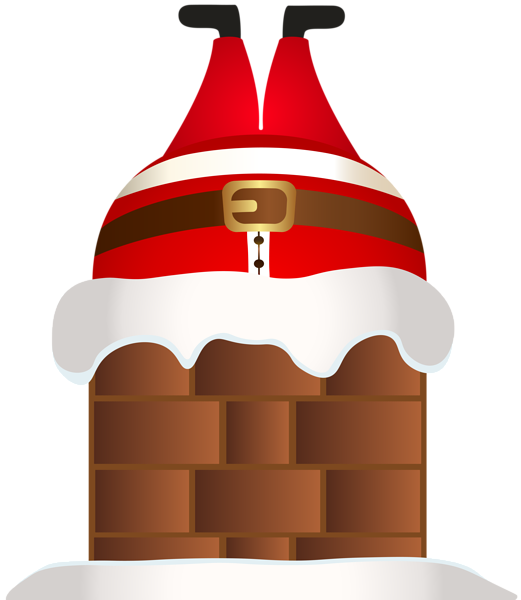 Christmas chimney clipart image free library Gallery - Christmas PNG image free library
