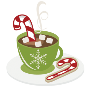 Simmering coffee mug clipart outline vector library download Hot Cocoa SVG cutting files free svg cuts christmas svg files | KNK ... vector library download