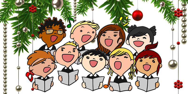 Christmas choir graphics clipart banner free download The Choir Story from Metropolis - RailYatri Blog banner free download