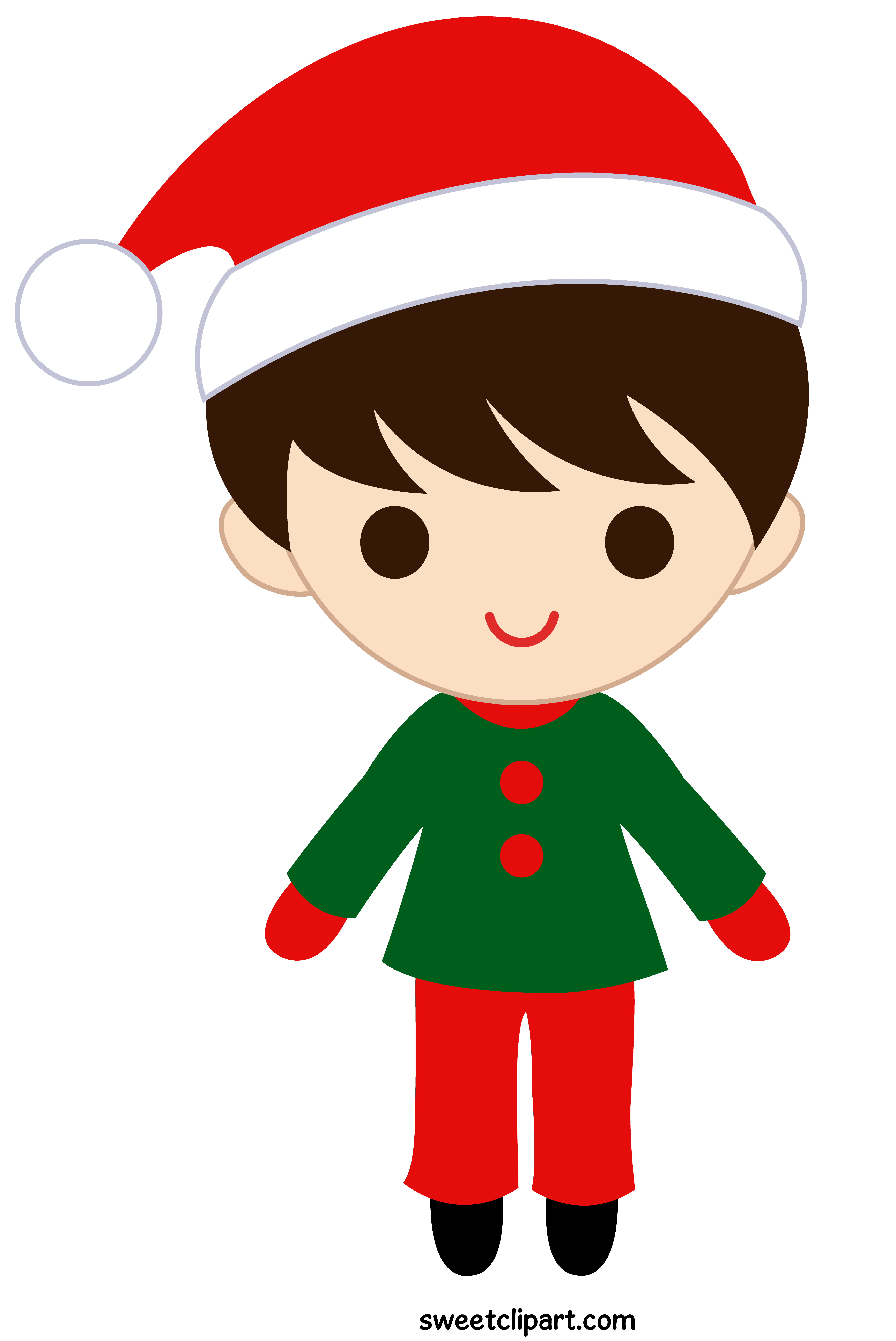 Christmas drink clipart image freeuse library Christmas Boy Clipart - Sweet Clip Art image freeuse library