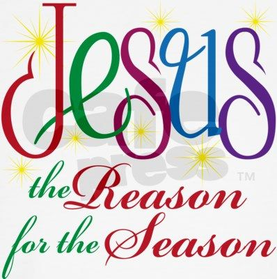 Christmas christian message clipart png black and white library Image Detail for - . Greetings with Jesus is the reason for the ... png black and white library
