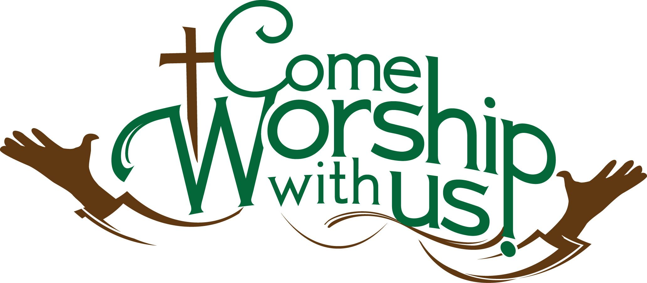 Summer worship clipart image black and white download Each worship service is followed by a Fellowship Hour with the first ... image black and white download