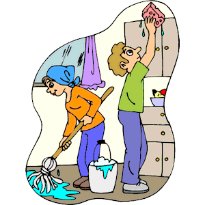 Christmas cleaning clipart jpg library House Cleaning: House Cleaning Christmas Pictures Clip Art Free ... jpg library