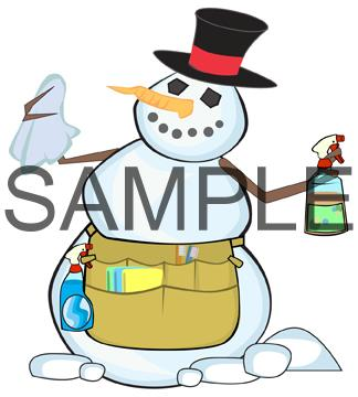 Christmas cleaning clipart png freeuse library Holiday Clipart for Cleaning Companies png freeuse library