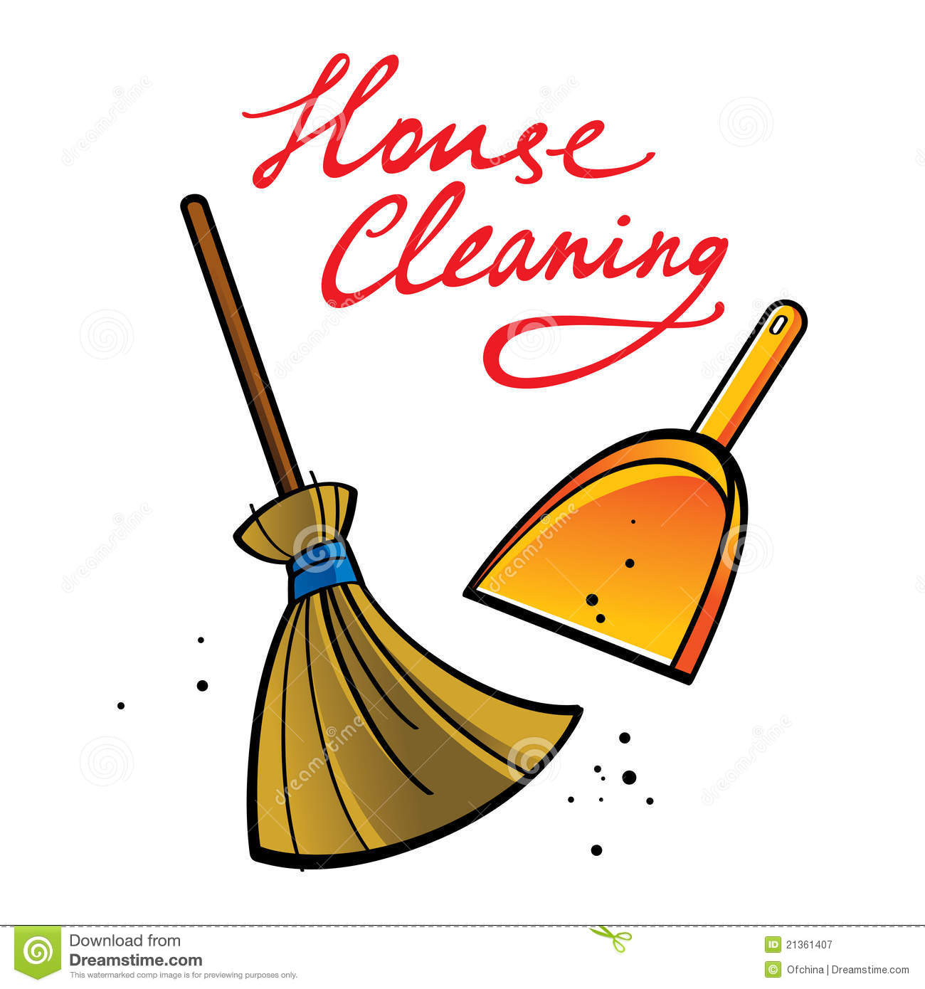 Christmas cleaning clipart image library House Cleaning Clipart Group with 55+ items image library