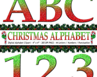 Christmas clip art alphabet letters svg royalty free Comic Book Alphabet Clipart Superhero Alphabet Clipart Comic svg royalty free