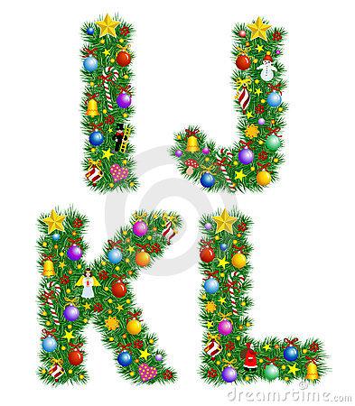 Christmas clip art letters image transparent stock Christmas alphabet clip art free - ClipartFox image transparent stock