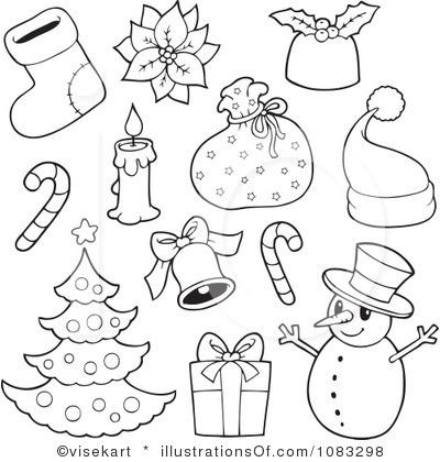 Christmas clip art printables banner freeuse library Art, Christmas and Clip art on Pinterest banner freeuse library