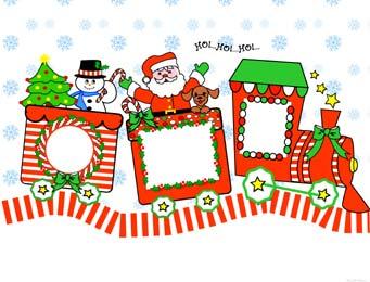 Christmas clip art printables image free library Free Printable Christmas Clip Art & Printable Christmas Clip Art ... image free library