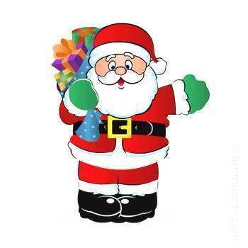 Christmas clip art printables free image black and white download Christmas Clip Art Images Wallpapers   Free New Images image black and white download