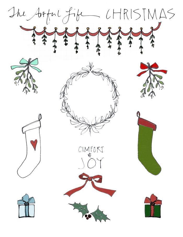 Christmas clip art printables free.  best ideas about