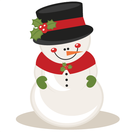 Christmas clip art svg png free Snowman scrapbook clip art christmas cut outs for cricut cute svg ... png free