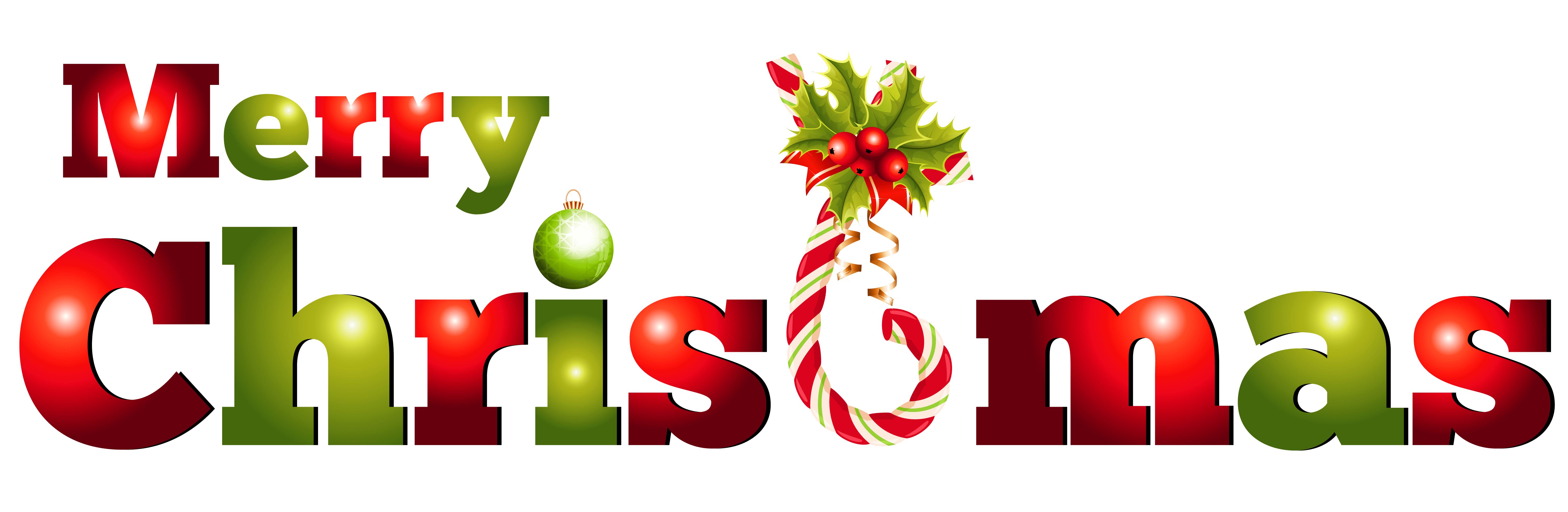 Merry christmas clipart words png free library Merry Christmas Clip Art Banner – Merry Christmas And Happy New Year ... png free library